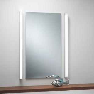 Astro Artemis 900 LED Bathroom Wall Light - Polished Chrome
