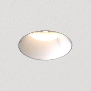 Astro Proform TL 11.9W Warm White LED Round Downlight - Textured White