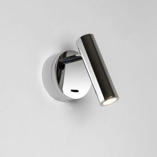 Astro Enna LED Reading Light - Polished Chrome