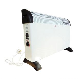 2kW Fan Assisted Compact Convector Heater