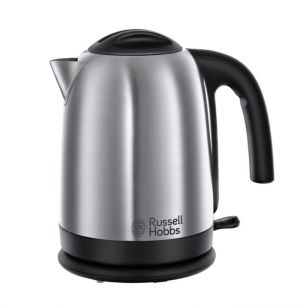 3kW 1.7 Litre Stainless Steel Cordless Jug Kettle