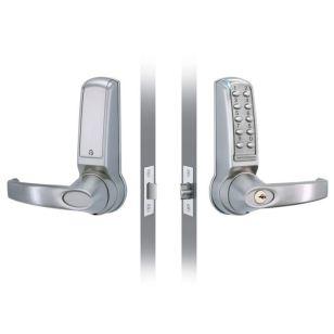 Electronic Door Lock - Stainless Steel