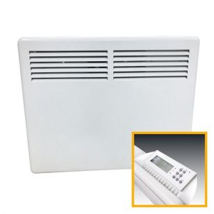 1kW Panel Heater with Electronic Timer