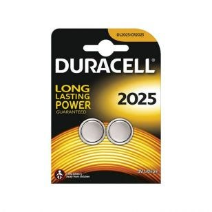 Duracell 2025 Coin Battery - Pack of 2