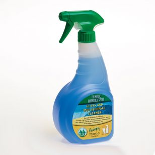 Glass and Multi Surface Cleaner Spray - 750ml - Pack of 6