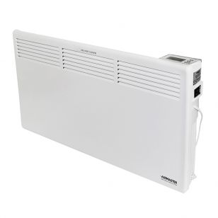 2kW Panel Heater with Electronic Timer