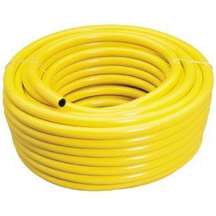 30m Heavy Duty Yellow Hose 12mm Bore
