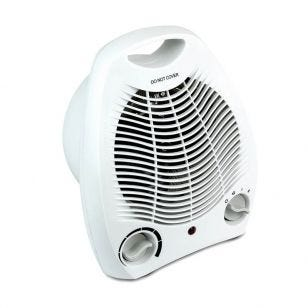 2kW Upright Fan Heater with Thermostat