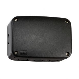 IP66 Outdoor Enclosure Medium - Black