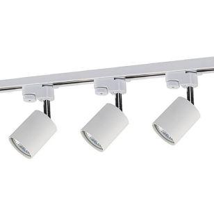 Edit Directional 1 Circuit Track Light Kit - White - 3 Lights