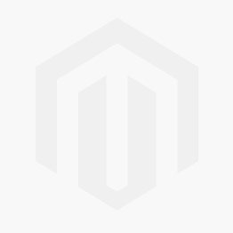 Dar Cloud 9 Light Glass Flush Light - Polished Chrome