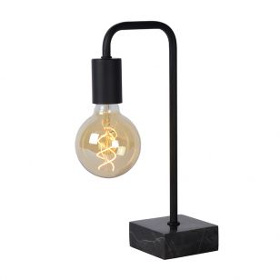 Lucide Lorin Table Lamp - Black
