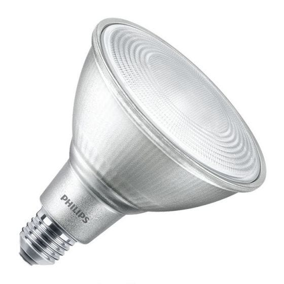 Philips Master LEDspot 9W Warm White LED PAR38 Reflector Bulb - Medium Beam