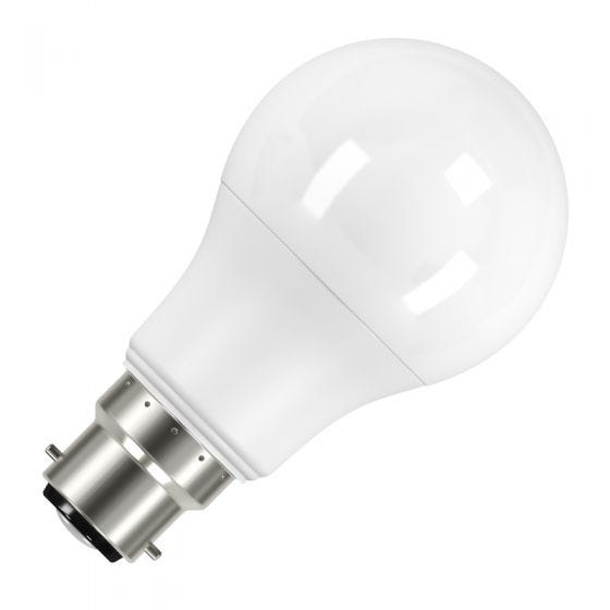 Value 9.2W Warm White Dimmable LED GLS Bulb - Bayonet Cap