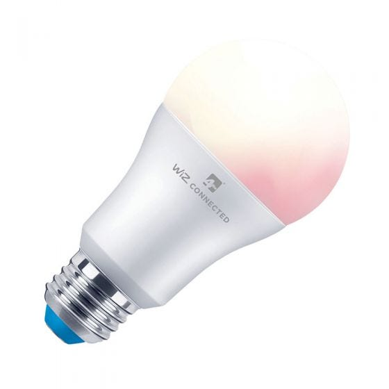 WiZ 8W Colour Changing Dimmable LED Smart WiFi/Bluetooth GLS Bulb - Screw Cap