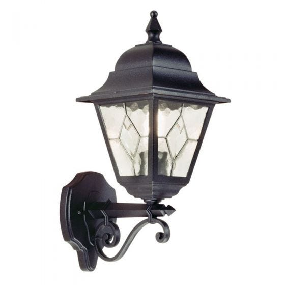 Elstead Norfolk Outdoor Lantern Wall Light