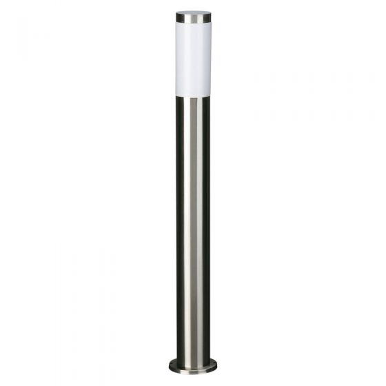 Massive Utrecht Stainless Steel Outdoor Post Light