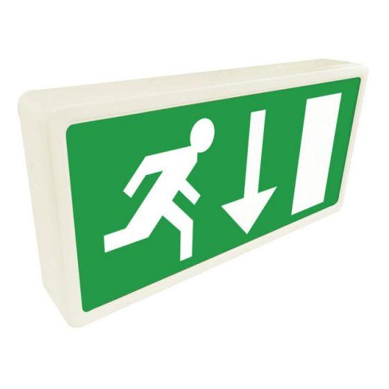 Eterna 4W LED Emergency Sign Box