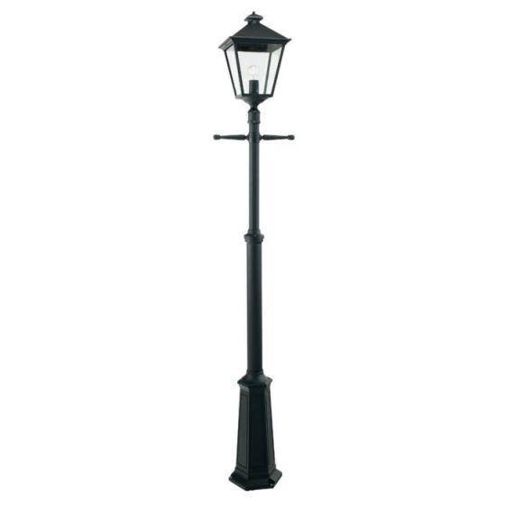Norlys Turin Grande Outdoor Lamp Post - Black