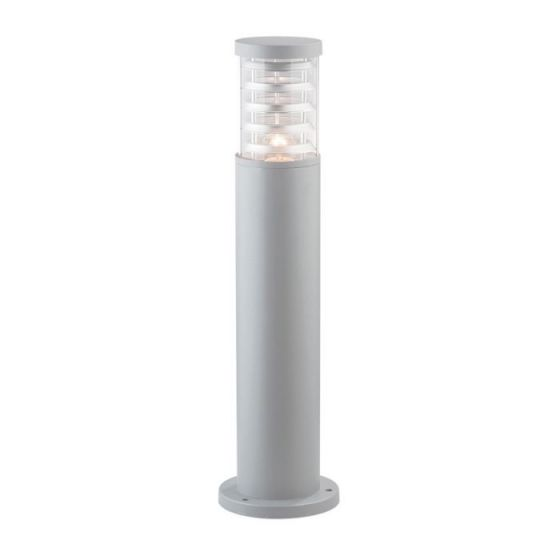 Tronco Short Outdoor Post Light - Grey