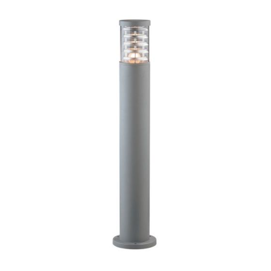 Tronco Tall Outdoor Post Light - Grey