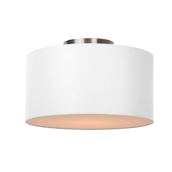 Lucide Coral Flush Ceiling Light - White