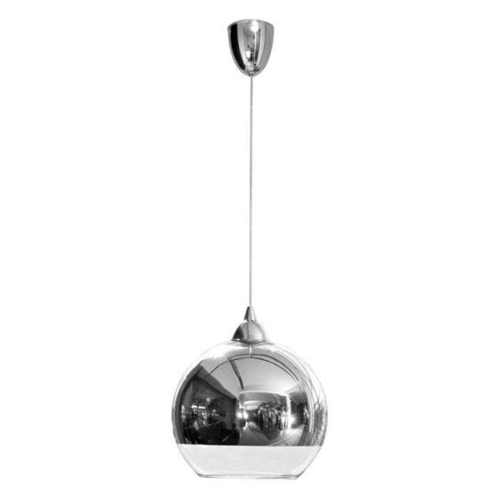 Edit Globe Glass Ceiling Pendant Light