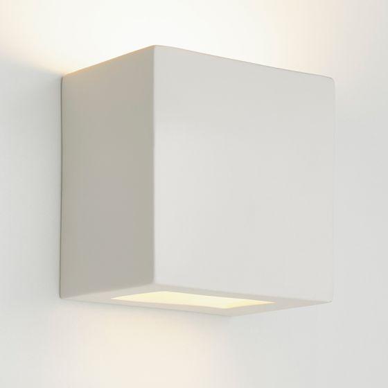 Edit Kiet Up & Down Wall Light - White