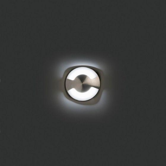 Faro Barcelona Kane Double LED Domed Ground Light