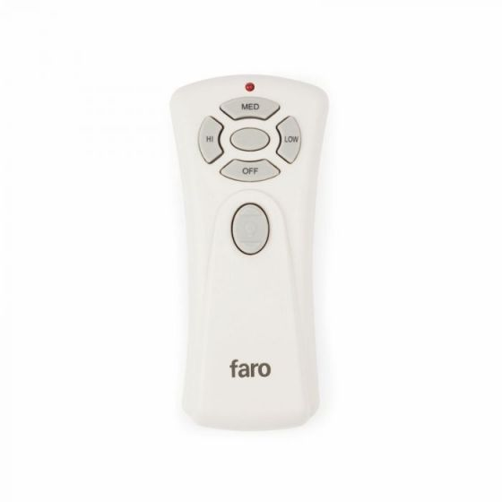 Faro Barcelona Ceiling Fan Remote Control