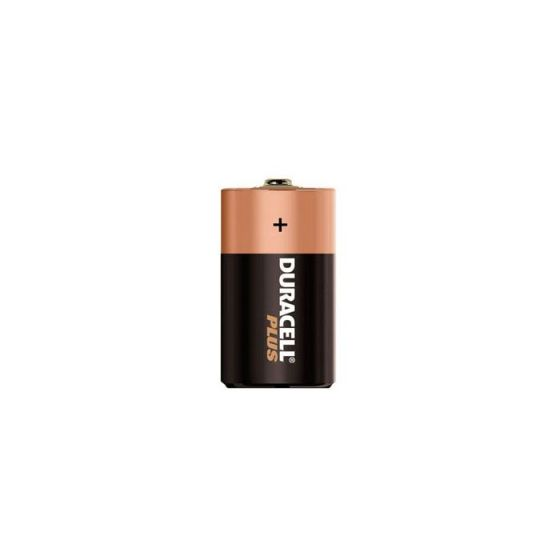 Duracell Plus D Batteries - Pack of 2