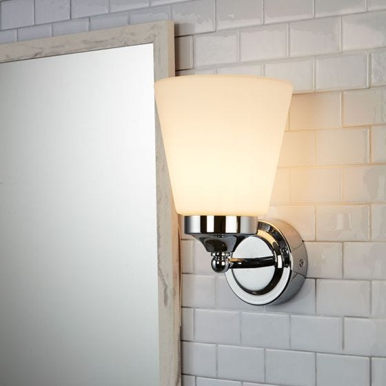 Edit Bali Wall Light - White