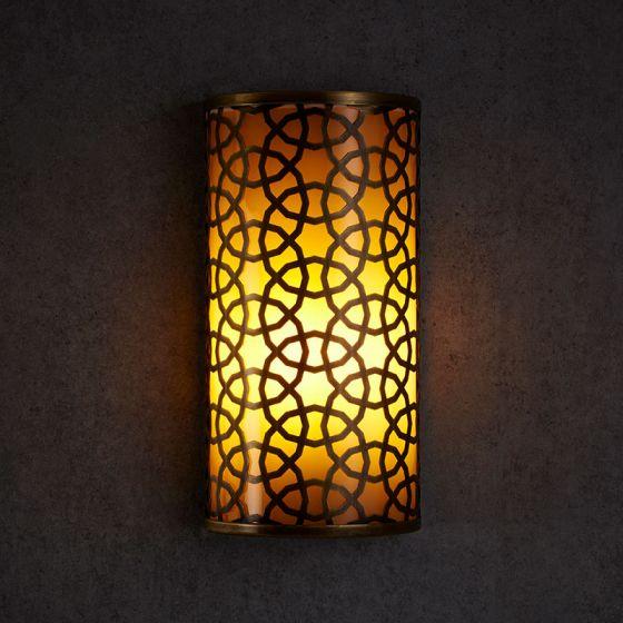 Edit Medina Wall Light
