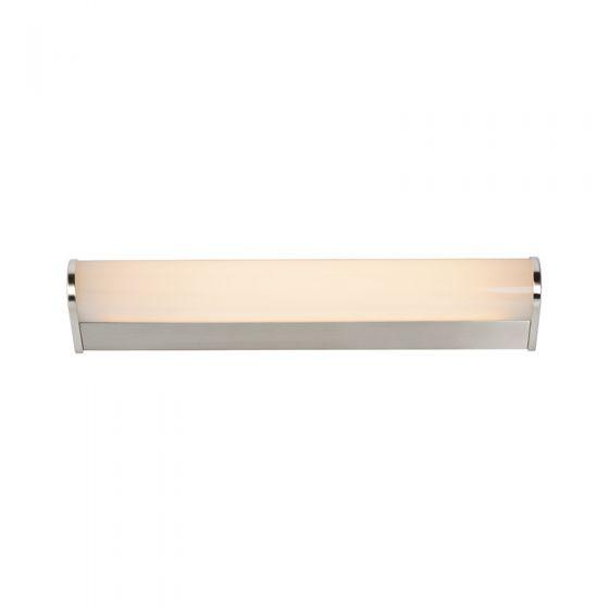 Lucide Jasper LED Mirror Light - Satin Chrome
