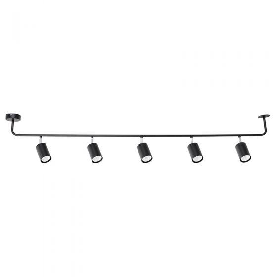 Edit Linia 5 Light Spotlight Bar - Black