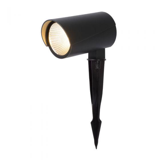 Lucide Manal LED Garden Spotlight - Anthracite