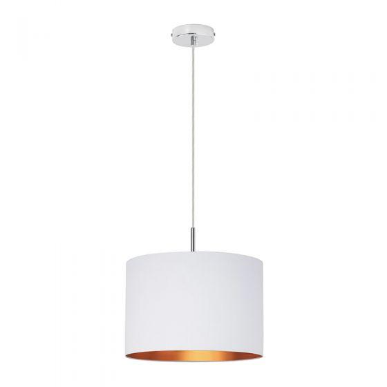 Edit Oxford Ceiling Pendant Light - White
