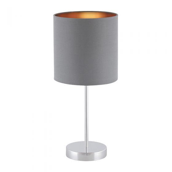 Edit Oxford Table Lamp - Grey