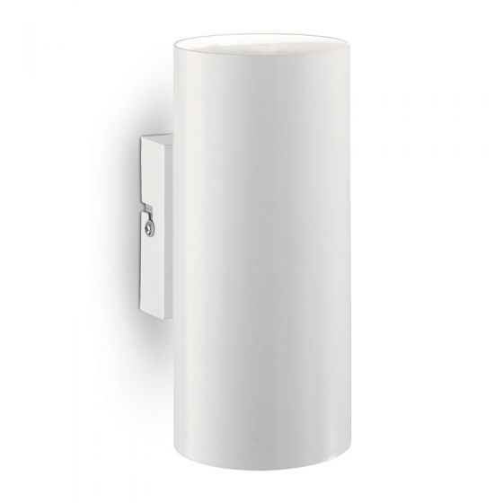 Hot Up & Down Wall Light - White