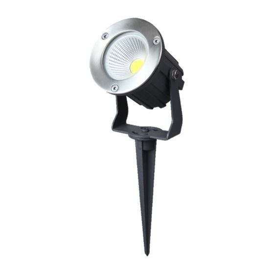 Taca LED Garden Spotlight - Stainless Steel