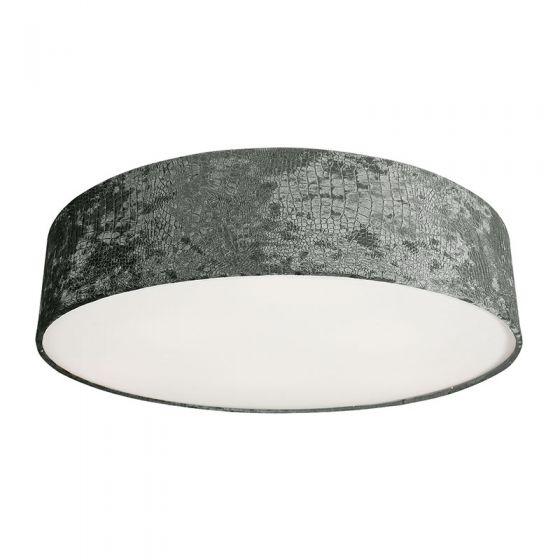Edit Croc Flush Ceiling Light