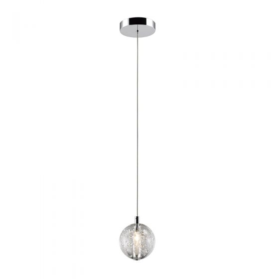 Edit Air LED Ceiling Pendant Light - Chrome
