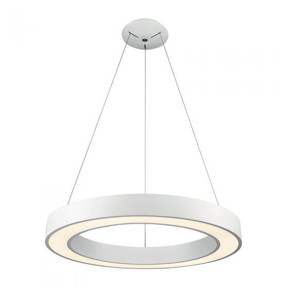 Edit Ring LED Ceiling Pendant Light - White