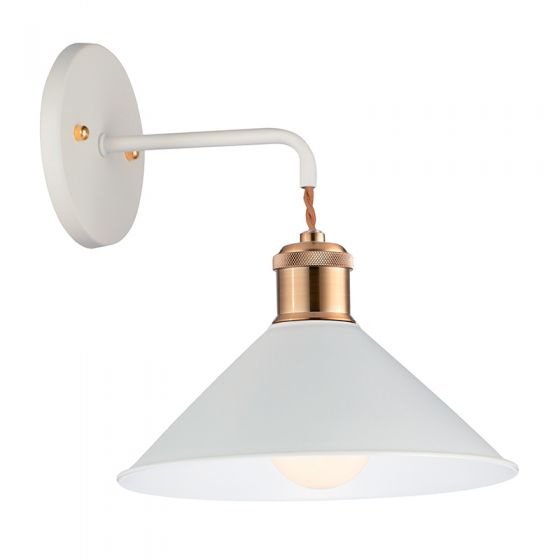 Edit Hastings Wall Light - White