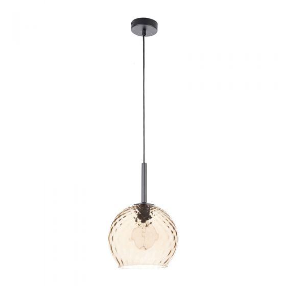 Edit Como Glass Ceiling Pendant Light - Amber