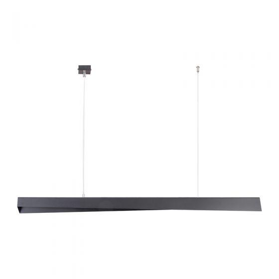 Edit Bistro Bar Ceiling Pendant - Black