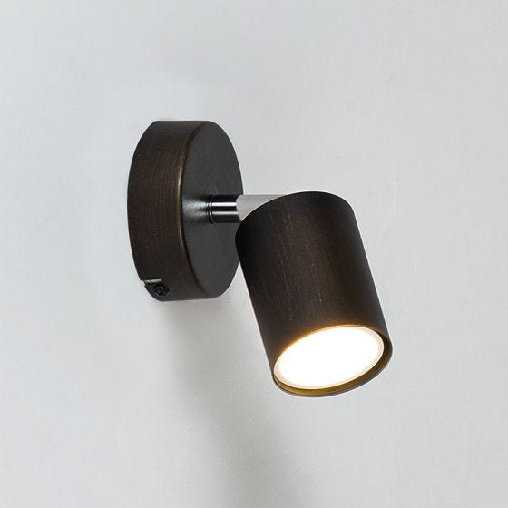 Edit Whitstable Single Spotlight - Bronze