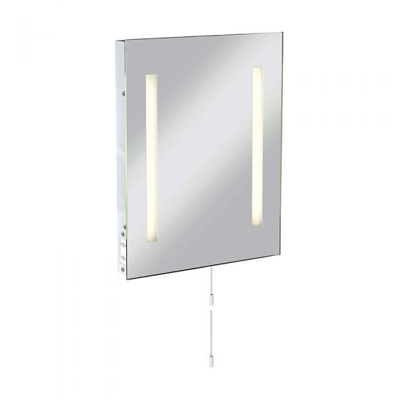 Infinity Illuminated Bathroom Mirror Light