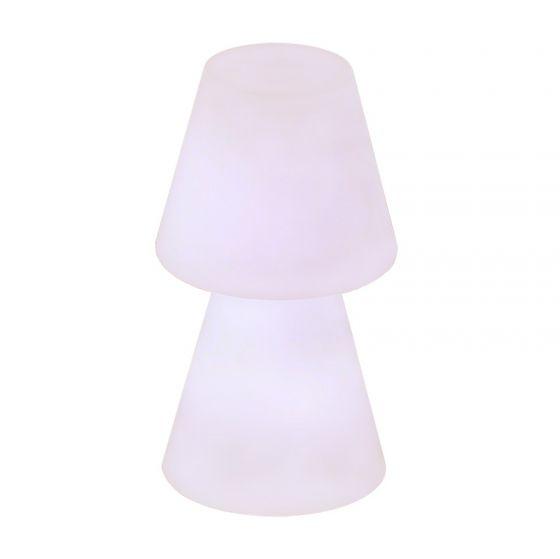 Mushroom 20 LED Outdoor Feature Table Light