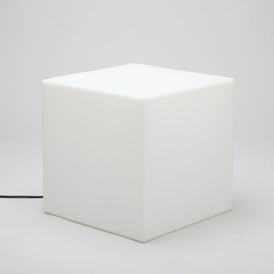 Cube 32 Battery Operated LED Outdoor Ground Light